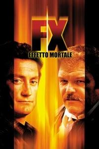 copertina film F%2FX+effetto+mortale 1986