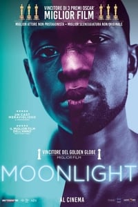 copertina film Moonlight 2016