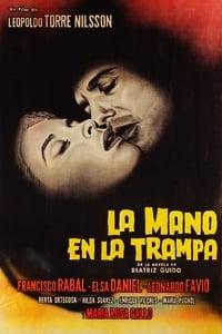 copertina film La+mano+en+la+trampa 1961