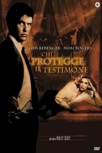 copertina film Chi+protegge+il+testimone 1987