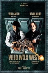 copertina film Wild+Wild+West 1999