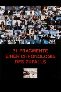 copertina film 71+frammenti+di+una+cronologia+del+caso 1994