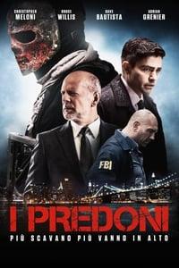 copertina film I+predoni 2016