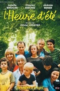 copertina film Ore+d%27estate 2008