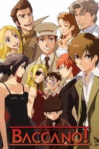 copertina serie tv Baccano 2007
