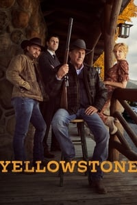 copertina serie tv Yellowstone 2018
