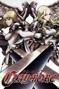copertina serie tv Claymore 2007
