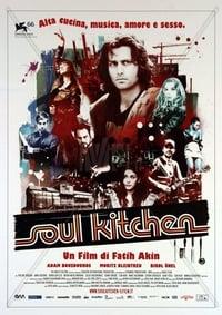 copertina film Soul+Kitchen 2009