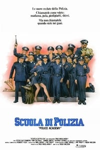 copertina film Scuola+di+polizia 1984