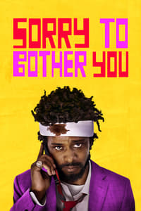 copertina film Sorry+to+Bother+You 2018