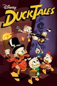 copertina serie tv DuckTales 2017