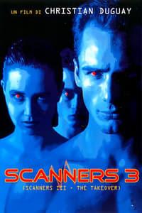 copertina film Scanners+3 1992