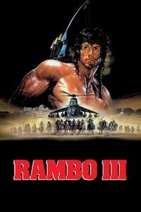 copertina film Rambo+III 1988
