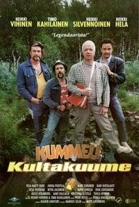 copertina film Kummeli+Goldrush 1997