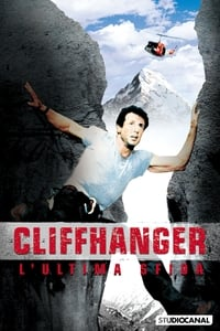 copertina film Cliffhanger+-+L%27ultima+sfida 1993