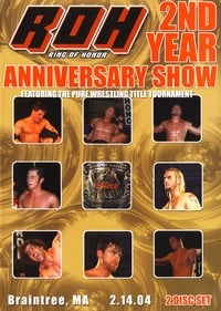 ROH 2nd Anniversary Show