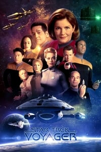 copertina serie tv Star+Trek%3A+Voyager 1995