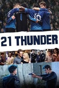 copertina serie tv 21+Thunder 2017