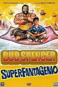 copertina film Superfantagenio 1986
