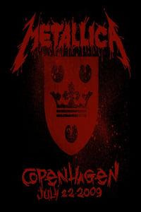 Metallica: Live in Copenhagen, Denmark - July 22, 2009