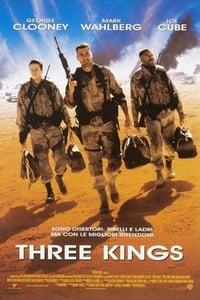 copertina film Three+Kings 1999