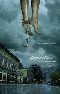 copertina serie tv Wayward+Pines 2015