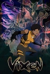 copertina serie tv Vixen 2015