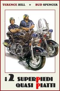 copertina film I+due+superpiedi+quasi+piatti 1977