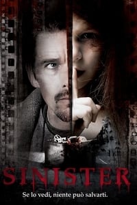 copertina film Sinister 2012