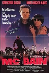 copertina film McBain 1991