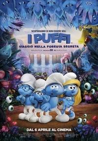 copertina film I+Puffi+-+Viaggio+nella+foresta+segreta 2017