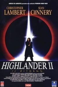 copertina film Highlander+II+-+Il+ritorno 1991
