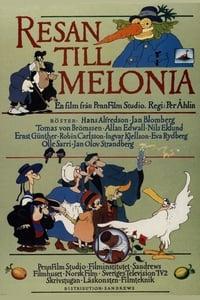 copertina film Resan+till+Melonia 1989