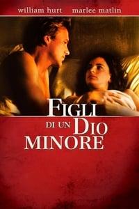 copertina film Figli+di+un+dio+minore 1986