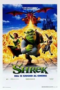 copertina film Shrek 2001