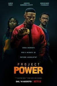 copertina film Project+Power 2020