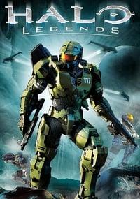 copertina serie tv Halo+Legends 2010