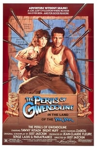 copertina film Gwendoline 1984