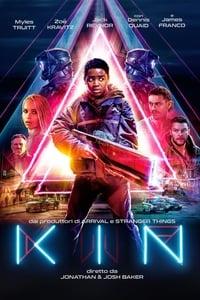 copertina film Kin 2018