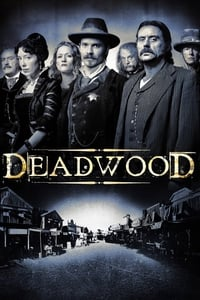 copertina serie tv Deadwood 2004