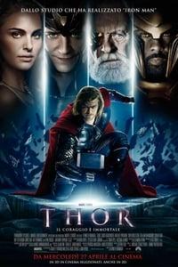 copertina film Thor 2011