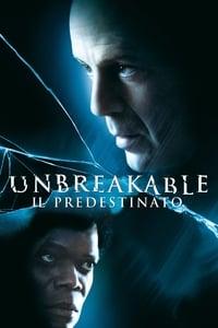 copertina film Unbreakable+-+Il+predestinato 2000