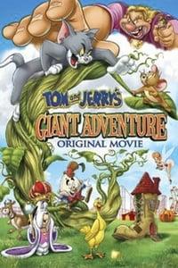 copertina film Tom+%26+Jerry+-+Avventure+giganti 2013