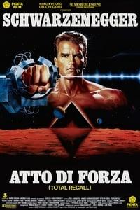 copertina film Atto+di+forza 1990