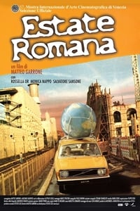 copertina film Estate+romana 2000