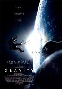copertina film Gravity 2013