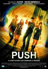 copertina film Push 2009