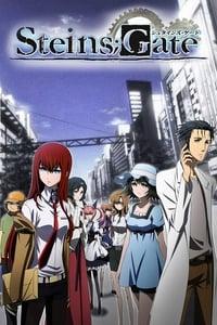copertina serie tv Steins%3BGate 2011