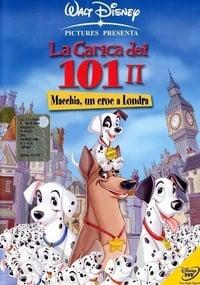 copertina film La+carica+dei+101+II+-+Macchia%2C+un+eroe+a+Londra 2003