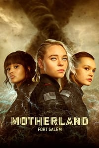 copertina serie tv Motherland%3A+Fort+Salem 2020